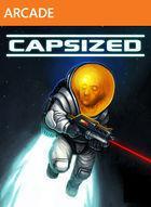 Portada oficial de Capsized XBLA para Xbox 360