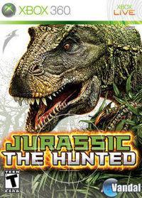 Portada oficial de Jurassic: The Hunted para Xbox 360