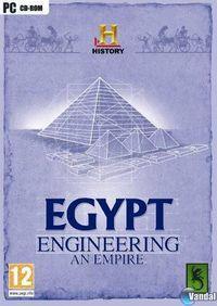 Portada oficial de Egipto: La Construcción de un Imperio de HISTORY para PC