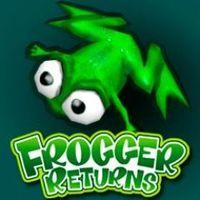 Portada oficial de Frogger Returns PSN para PS3
