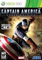 Portada oficial de Capit�n Am�rica: Supersoldado para Xbox 360