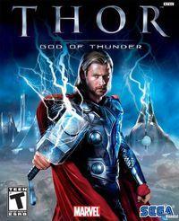 Portada oficial de Thor: Dios del Trueno para PC