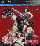 Portada oficial de No More Heroes: Heroes� Paradise para PS3