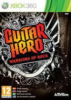 Portada oficial de Guitar Hero: Warriors of Rock para Xbox 360