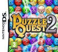 Portada oficial de Puzzle Quest 2 para NDS