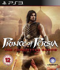 Portada oficial de Prince of Persia: Las Arenas Olvidadas para PS3