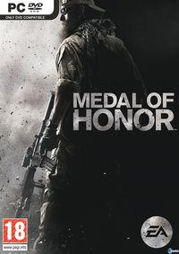 Portada oficial de Medal of Honor para PC