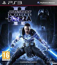Portada oficial de Star Wars: El Poder de la Fuerza II para PS3