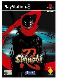 Portada oficial de Shinobi para PS2