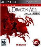 Portada oficial de Dragon Age: Origins - Awakening para PS3