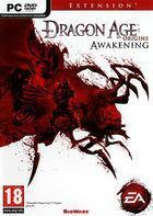 Portada oficial de Dragon Age: Origins - Awakening para PC