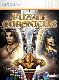 Portada oficial de Puzzle Chronicles XBLA para Xbox 360