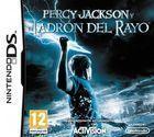 Portada oficial de Percy Jackson y El Ladr�n del Rayo para NDS