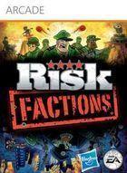 Portada oficial de Risk: Factions XBLA para Xbox 360