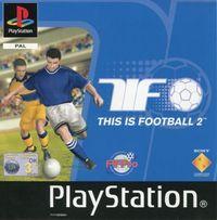 Portada oficial de Esto es Fútbol 2 para PS One
