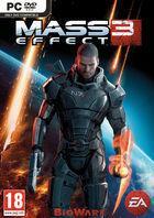 Portada oficial de Mass Effect 3 para PC