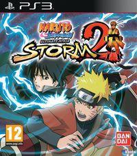 Portada oficial de Naruto Shippuden: Ultimate Ninja Storm 2  para PS3