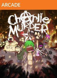 Portada oficial de Charlie Murder XBLA para Xbox 360