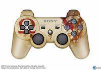 Sony lanzar� un pad decorado con motivo de God of War: Ascension