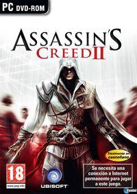 Portada oficial de Assassin's Creed: La Hermandad para PC