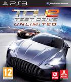 Portada oficial de Test Drive Unlimited 2 para PS3