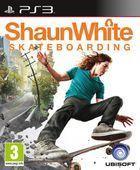 Portada oficial de Shaun White Skateboarding para PS3