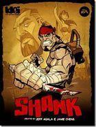 Portada oficial de Shank para PC