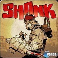 Portada oficial de Shank PSN para PS3