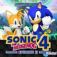 Portada oficial de Sonic the Hedgehog 4: Episode II PSN para PS3