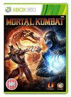 Portada oficial de Mortal Kombat para Xbox 360