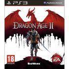 Portada oficial de Dragon Age II para PS3