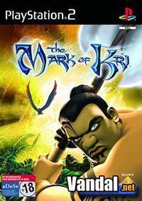 Portada oficial de The Mark of Kri para PS2