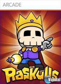 Portada oficial de Raskulls XBLA para Xbox 360