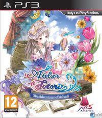 Portada oficial de Atelier Totori: The Adventurer of Arland para PS3