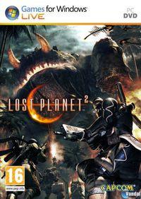 Portada oficial de Lost Planet 2 para PC