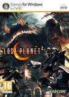 Portada oficial de Lost Planet 2 para PC