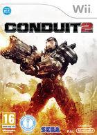 Portada oficial de Conduit 2 para Wii