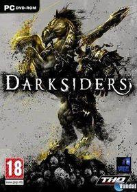 Portada oficial de Darksiders para PC