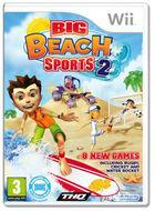 Portada oficial de Big Beach Sports 2 para Wii