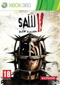Portada oficial de Saw II: Flesh & Blood para Xbox 360