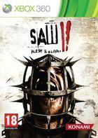 Portada oficial de Saw II: Flesh & Blood para Xbox 360
