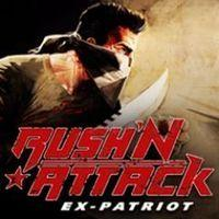 Portada oficial de Rush'N Attack Ex-Patriot PSN para PS3