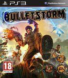 Portada oficial de Bulletstorm para PS3