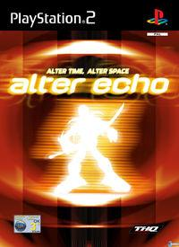 Portada oficial de Alter Echo para PS2