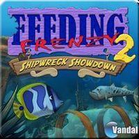 Portada oficial de Feeding Frenzy 2 PSN para PS3