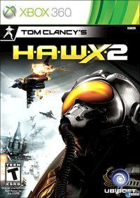Portada oficial de Tom Clancy's HAWX 2 para Xbox 360