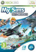 Portada oficial de MySims SkyHeroes para Xbox 360