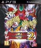 Portada oficial de Dragon Ball Raging Blast 2 para PS3