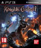 Portada oficial de Knight's Contract para PS3