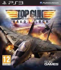 Portada oficial de Top Gun PSN para PS3